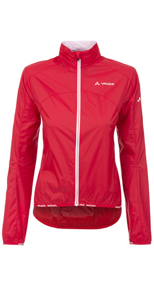 VAUDE Air II Windjas Dames rood